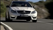 Mercedes C 63 Amg 2012 Coupe - Trailer