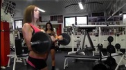Фитнес мотивация за жени..