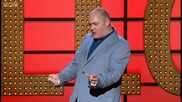Dara Obriain on bacteria - Live at the Apollo - Bbc