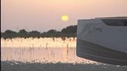 Лодка вървяща и на суша
