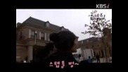 boys before flowers/behind the scene ng