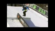 Winter Dew Tour - Torstein Horgmo - Winning Run, Snowboard Slopestyle - Killington 2011