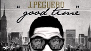 J. Peguero - Good Time (audio)