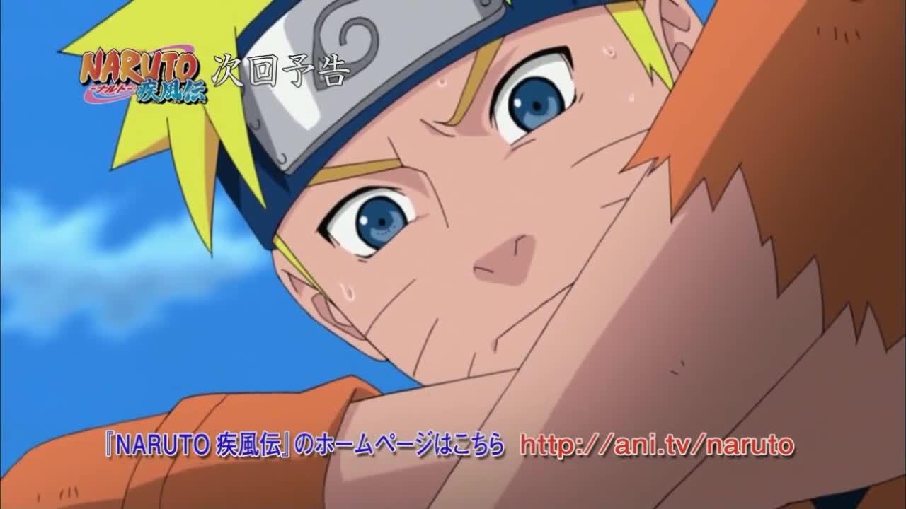 Naruto Shippuuden Episódio 409