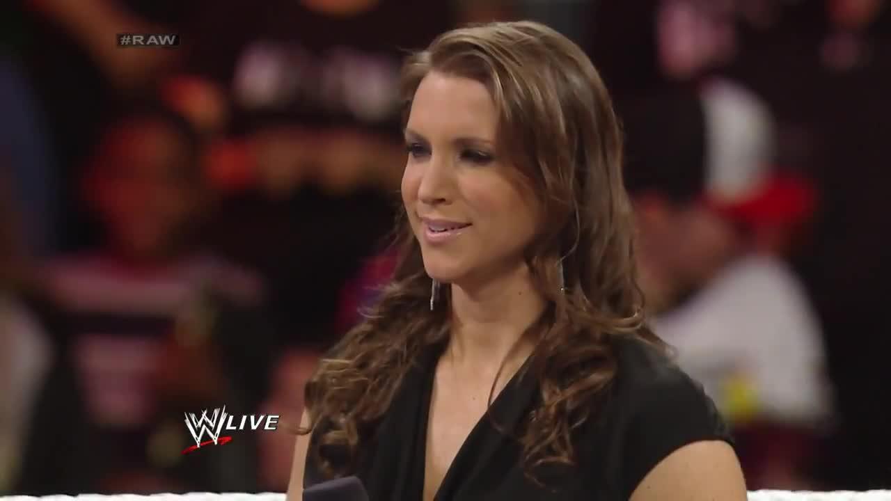 Randy Orton And Stephanie Mcmahon Stephanie Mcmahon  Batista and