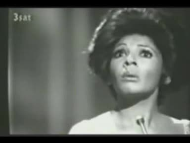 Dame Shirley Bassey - Yesterday When I Was Young (с превод)