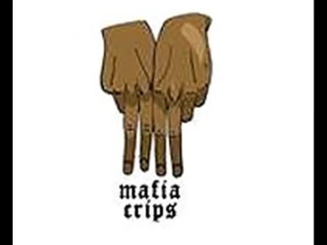 Crip Finger Sign Crips Gang