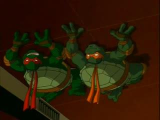 костенурките нинджа бг аудио Tmnt 077 - Exodus Part 1