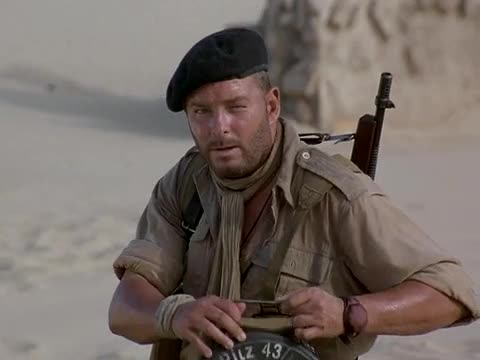 Филм - Сахара 1995 бг субтитри