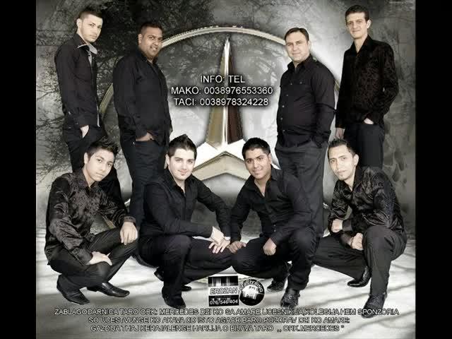 arapski mix orkestar mercedes live 2011