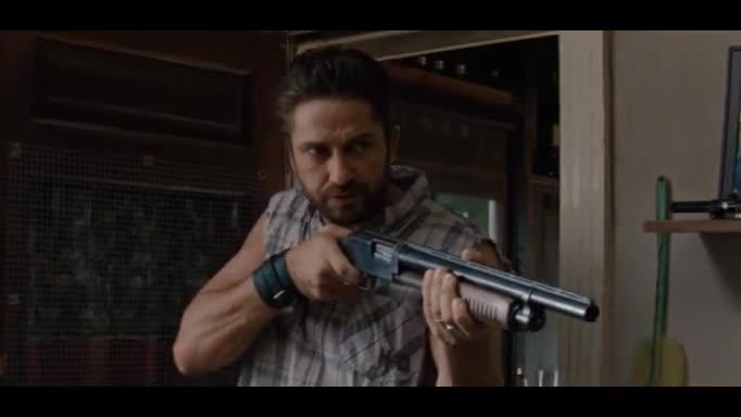 Филм -  Проповедникът с картечница - Бг Аудио ( Високо Качество ) Част 1 (2011)