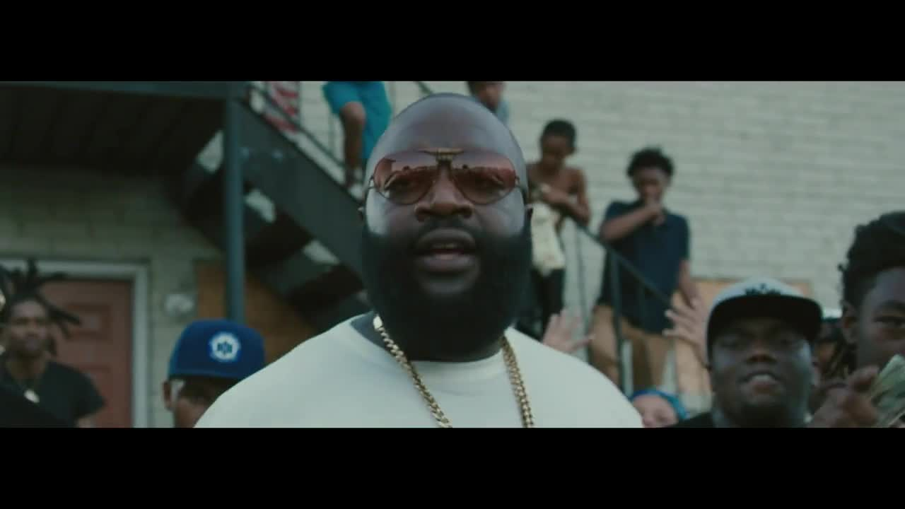 Rick Ross ft. Gucci Mane and 2 Chainz - Buy back the block [бг превод]