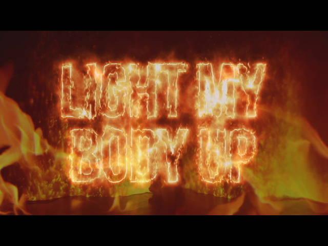 David Guetta - Light My Body Up (feat. Nicki Minaj & Lil Wayne) [Lyric Video] (Оfficial