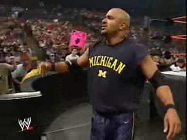 Wwe Eugene vs Jonathan Coachman Bad Blood 2004