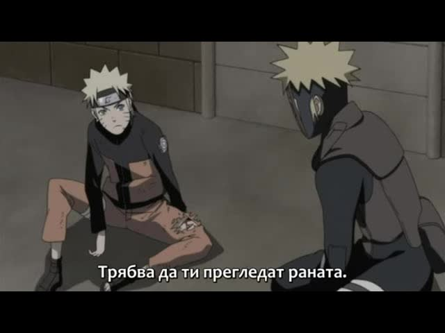 Naruto Shippuuden 4: The Lost Tower *bg Sub* 1/4