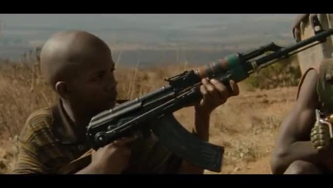 Филм - Проповедникът с картечница - Бг Аудио ( Високо Качество ) Част 2 (2011)