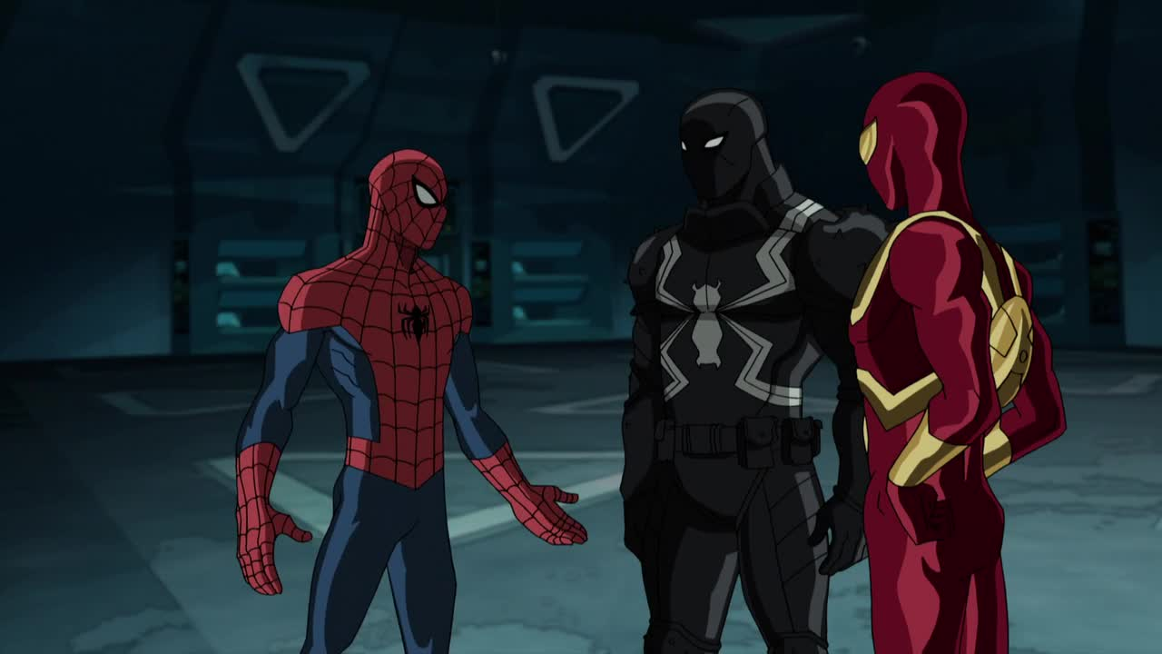 Ultimate Spider-man: W...