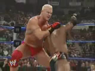 Wwe No Way Out 2005 - Booker T vs Heidenreich