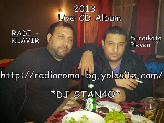 Suraikata & Radi - Me Muke 2013 Dj Stan4o