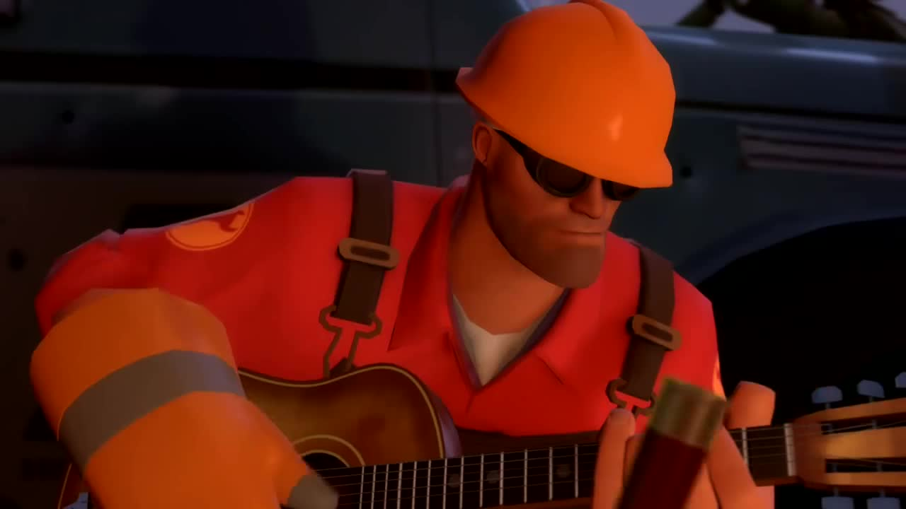 team fortress 2 meet the heavy parody poems