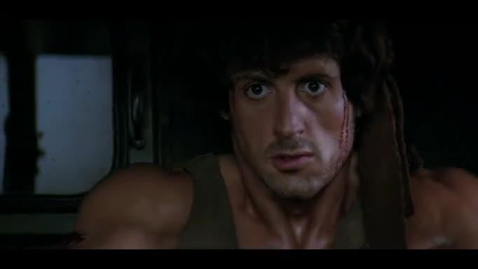Филм - Рамбо:Първа Кръв - Бг Аудио ( Високо Качество ) Част 2 (1982)