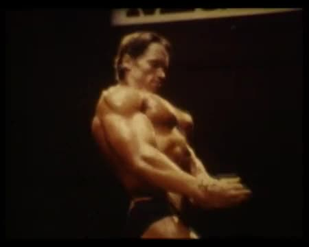 Boyer Coe 1980 Boyer Coe vs Arnold
