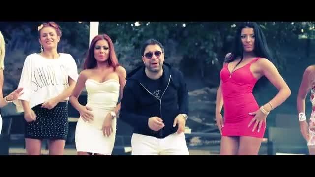FLORIN SALAM - DE TINE M-AM INDRAGOSTIT (videoclip 2013)