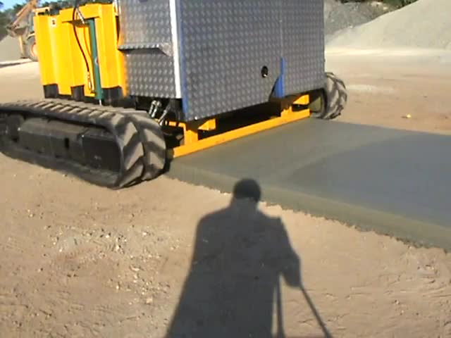 fastlane tm paving machine