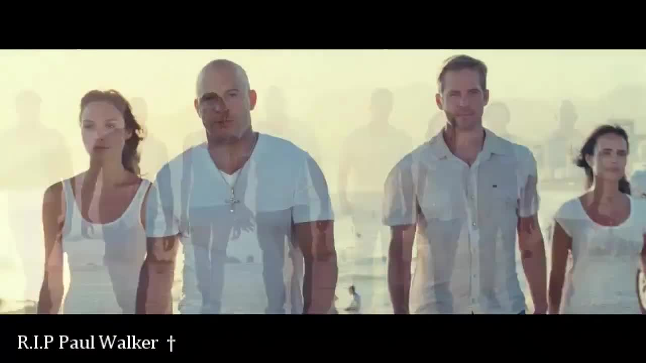 Fast And Furious | Tyrese ft. Ludacris & The Roots - My Best Friend ( Paul Walker Tribute)