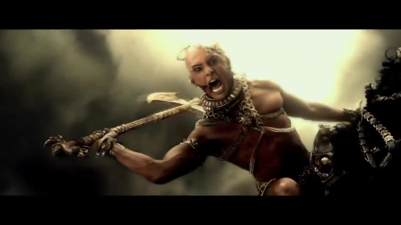300 спартанцев новороссии -клип