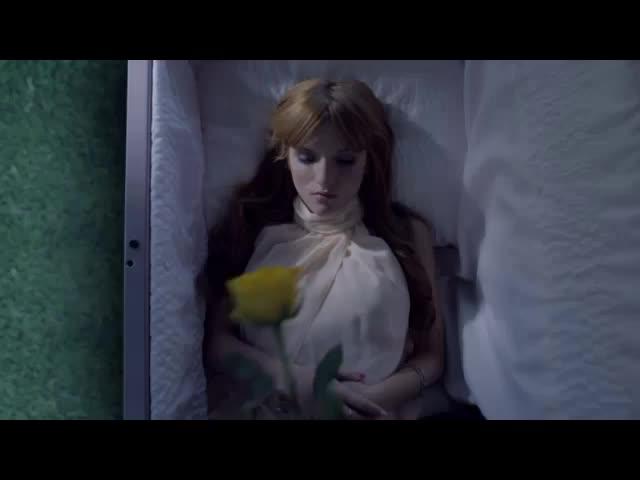 Bella Thorne book trailer