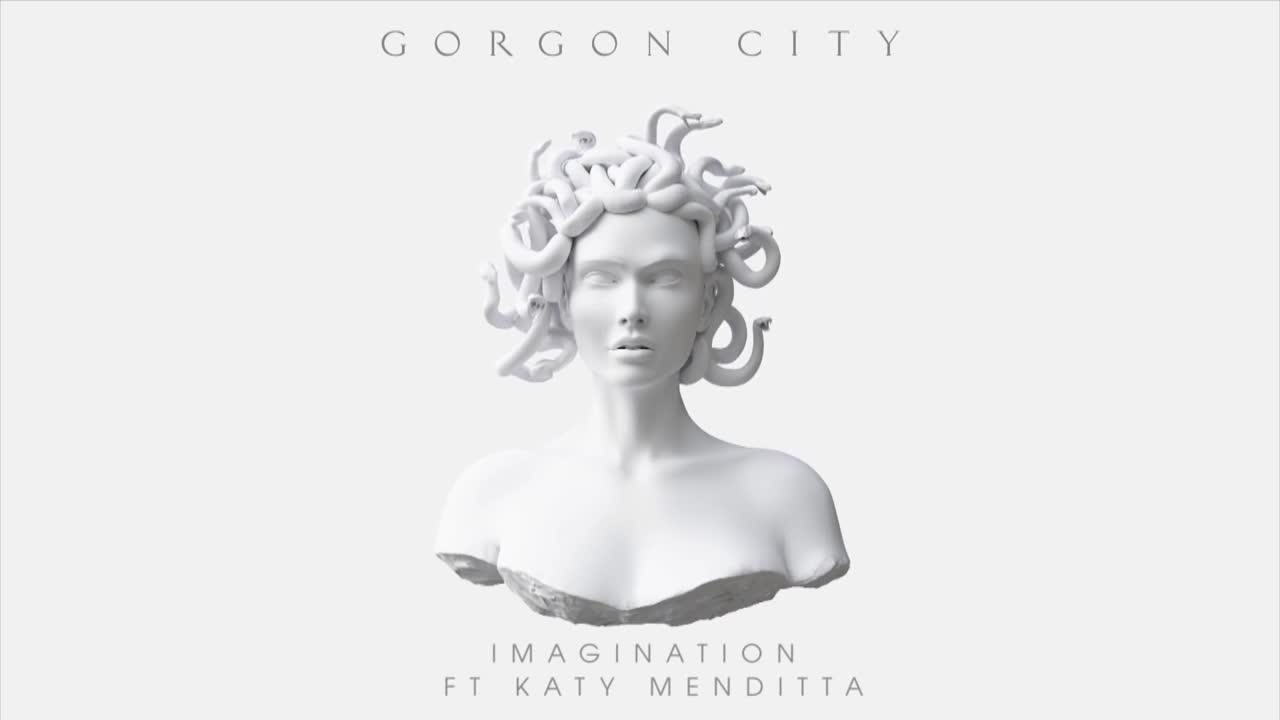 ♪♫ Gorgon City ft. Katy Menditta - Imagination ♫♪