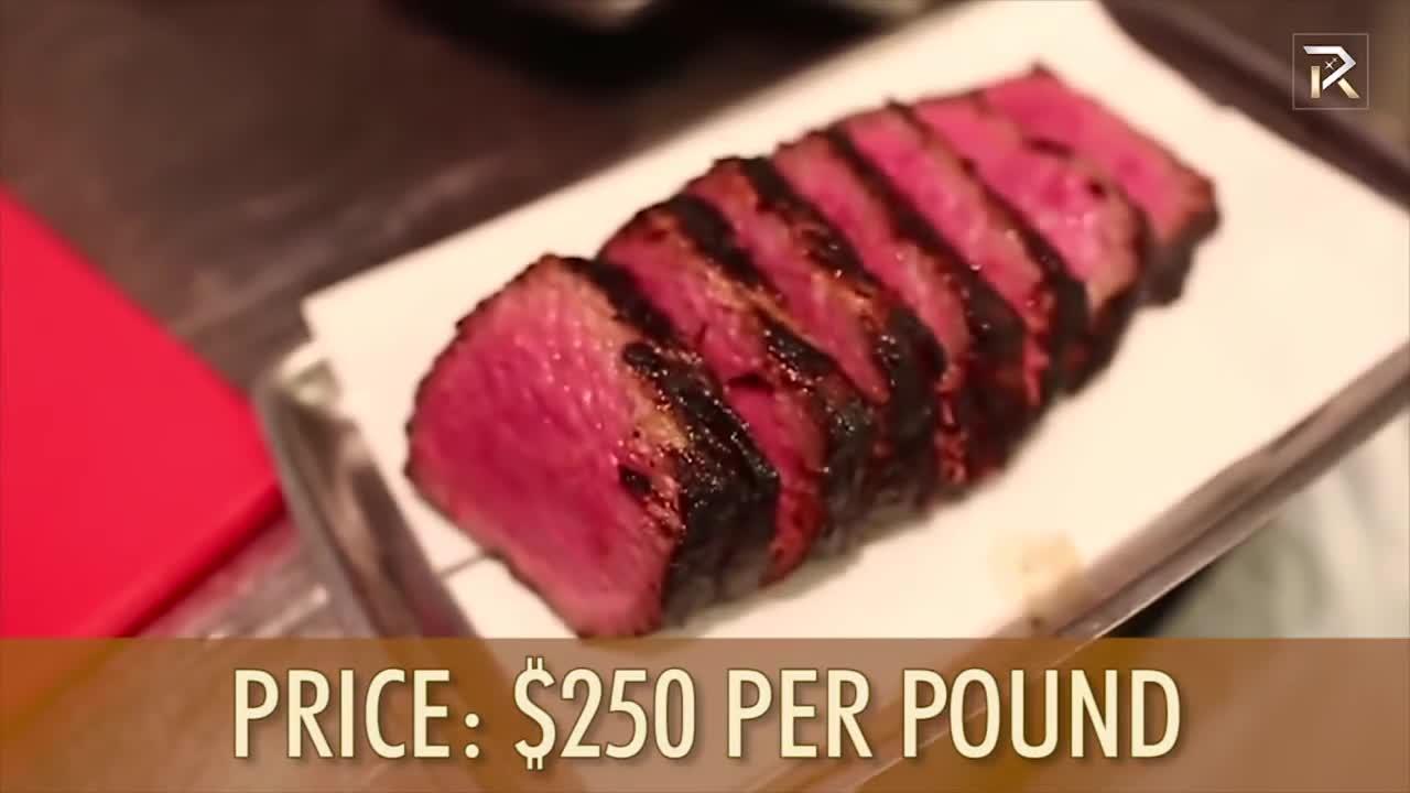 Шок и удивление! Вижте колко струват най-скъпите храни в света