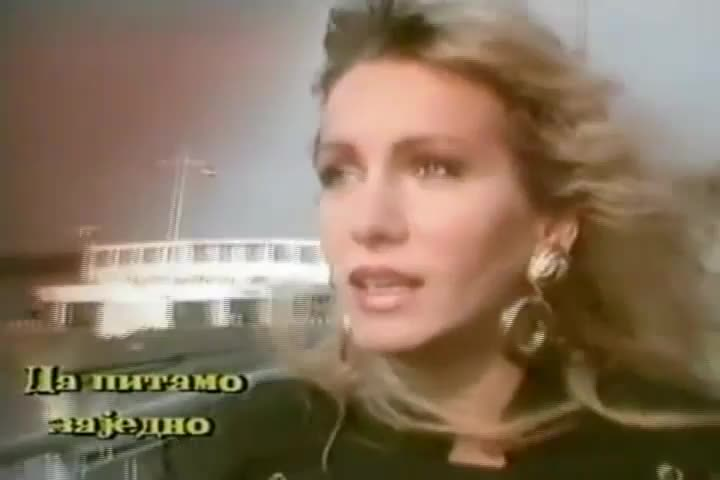 Vesna Zmijanac i Dino Merlin - Kad zamirisu jorgovani - oficial video hq + Prevod