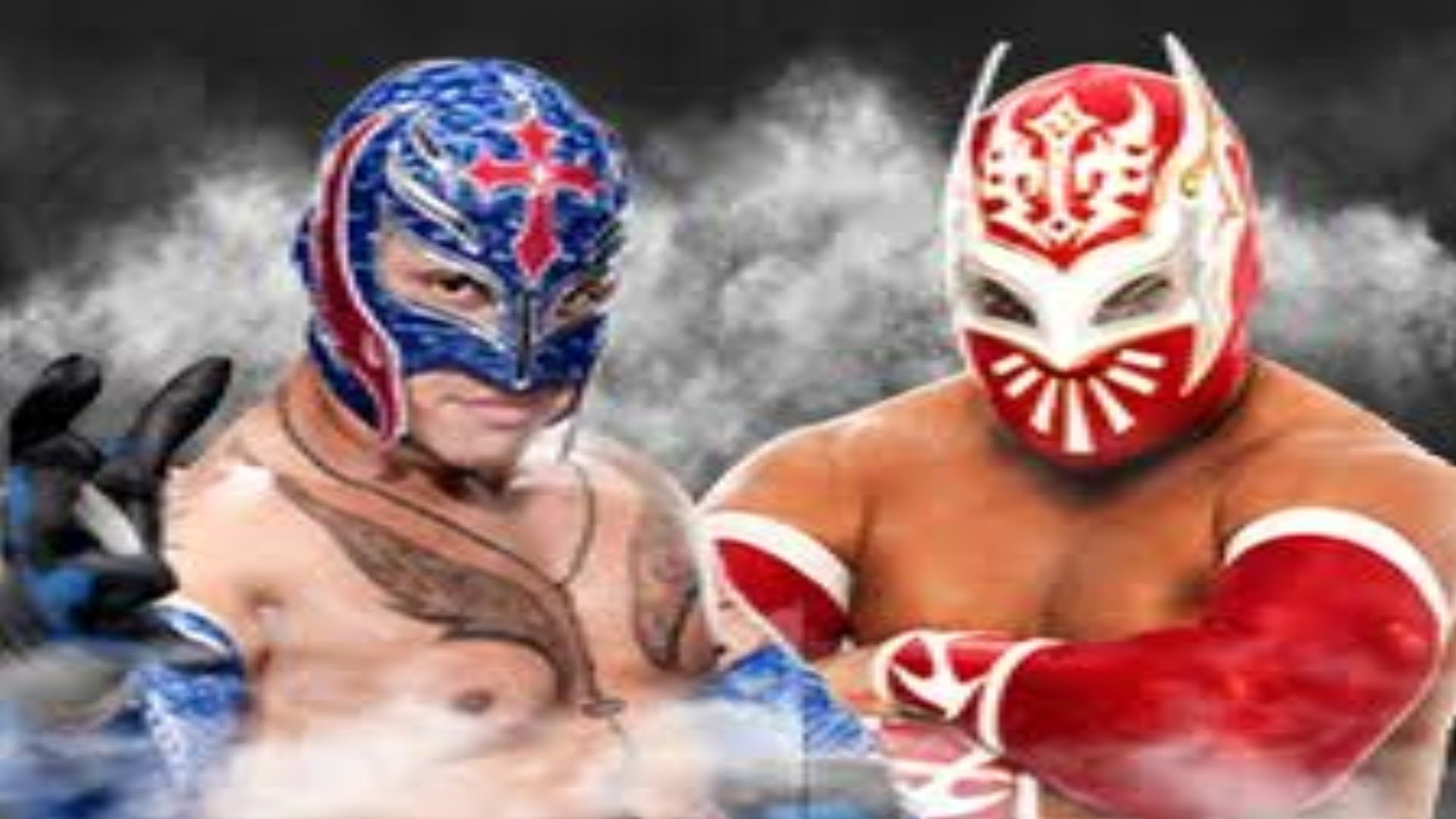 Sin Cara vs Rey Mysterio Toys images