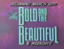 The Bold & The Beautiful / Дързост и Красота