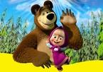 Маша и мечока - Bg audio Бг аудио