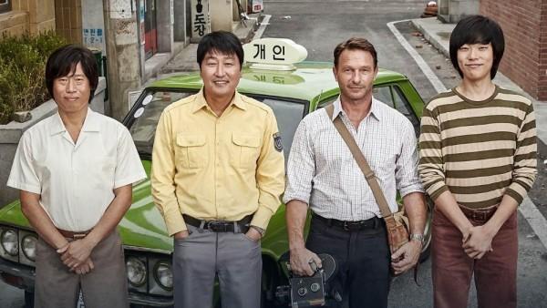 A Taxi Driver (2017) / Шофьор на такси