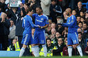 Nicolas Anelka, Didier Drogba and Torres