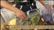 """В """"На кафе"""" експертът в кулинарията Петя Щифлер ще покаже как се приготвят афродизиаци"""