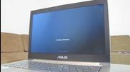 Asus Zenbook Ux31 Ultrabook - Short Video Review