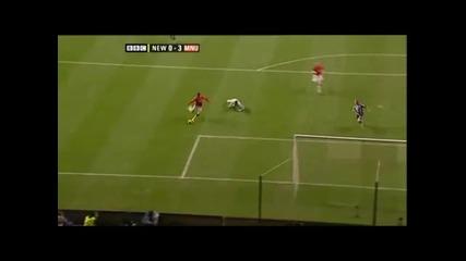 Най - доброто от Кристиано Роналдо от 2007 - 2009