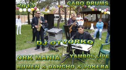 Ork Mania Rumen i Dancho Tallava 2013 Dj Otvorko