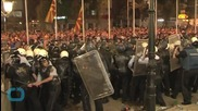 West Questions Macedonian Government's Commitment to Democracy
