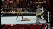 Wwe Raw - (hd качество) (4/7) (01.04.2013)