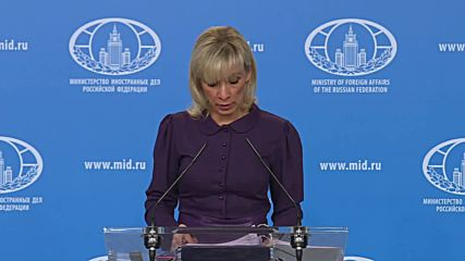 Russia: US resumes phosphorus strikes in Syria – Zakharova