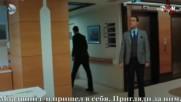 Черный шрифт 01 серия рус суб Kara Yazi
