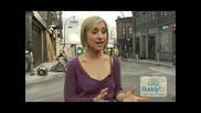 Buddytv Interview with Allison Mack (smallville)