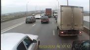 Внимание камиони на пътя! .. катастрофи и инциденти