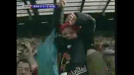 Гол На Рууни срещу Арсенал